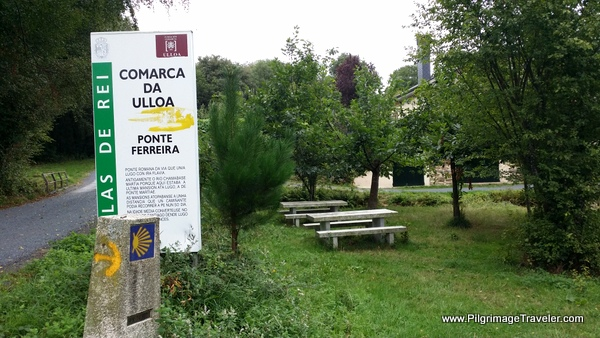 Inviting Picnic Grove in Ponte Ferreira, Spain