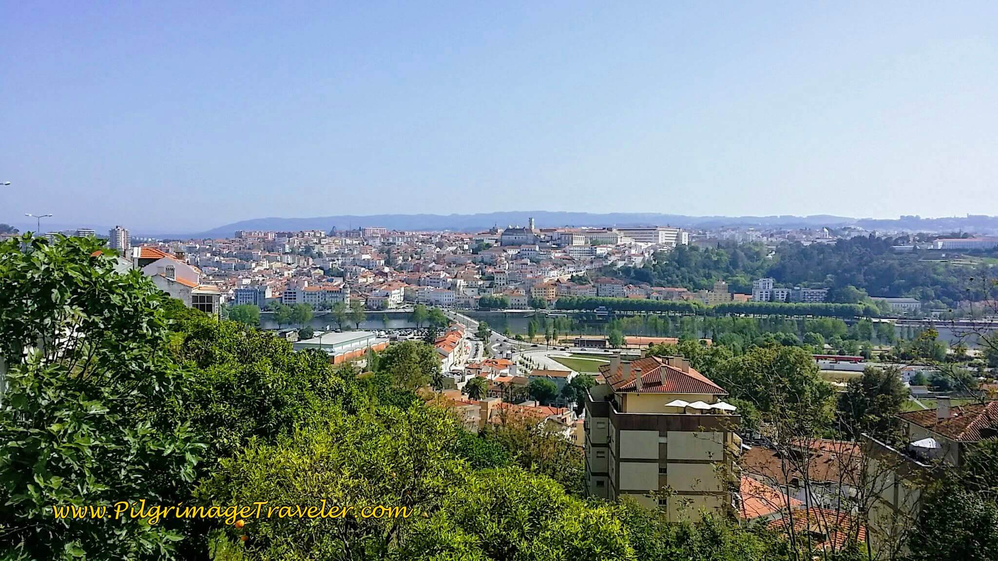 The Grand View of Coimbra from the Observatório