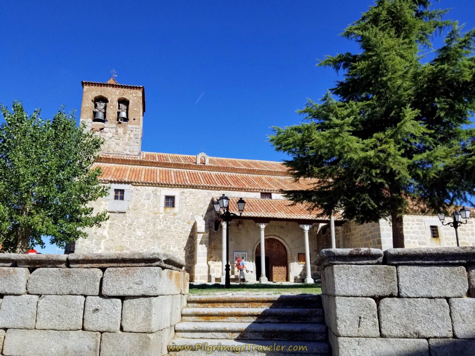 Iglesia de Cardeñosa
