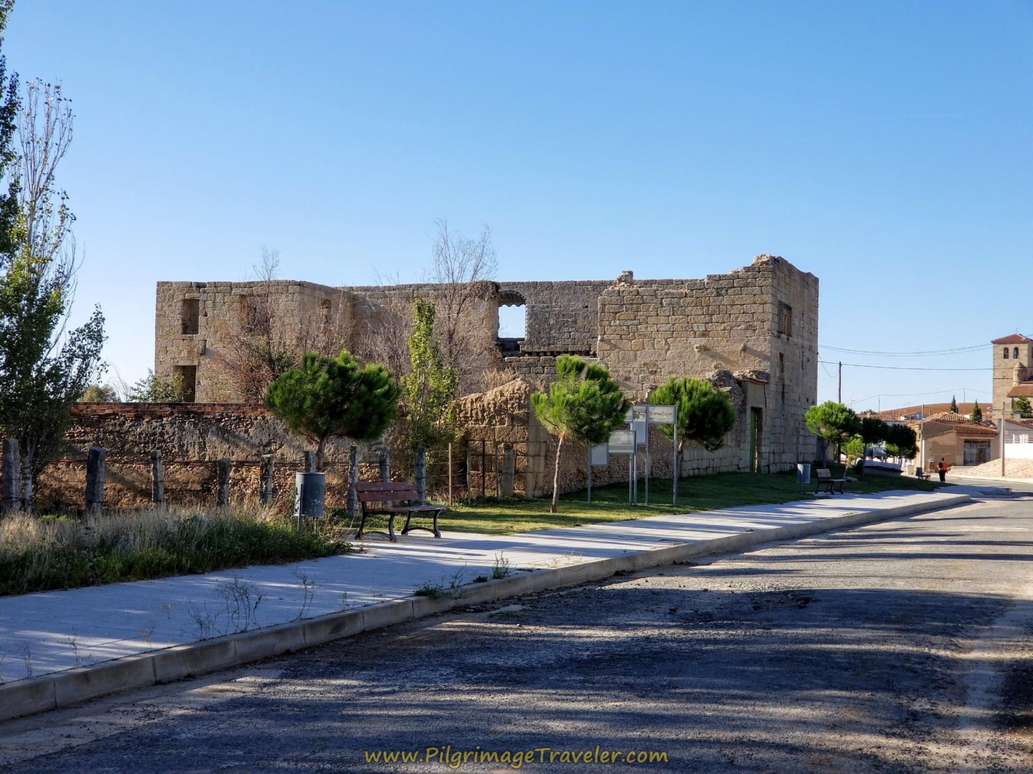 Palacio de los Señores de Mancera