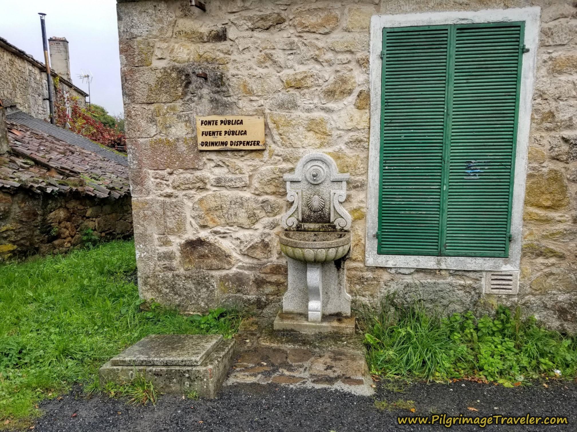 Public Historic Fountain