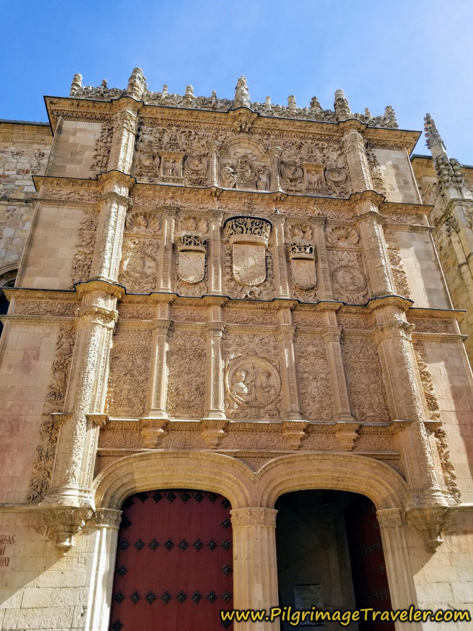 Escuela Mayores de la Universidad de Salamanca
