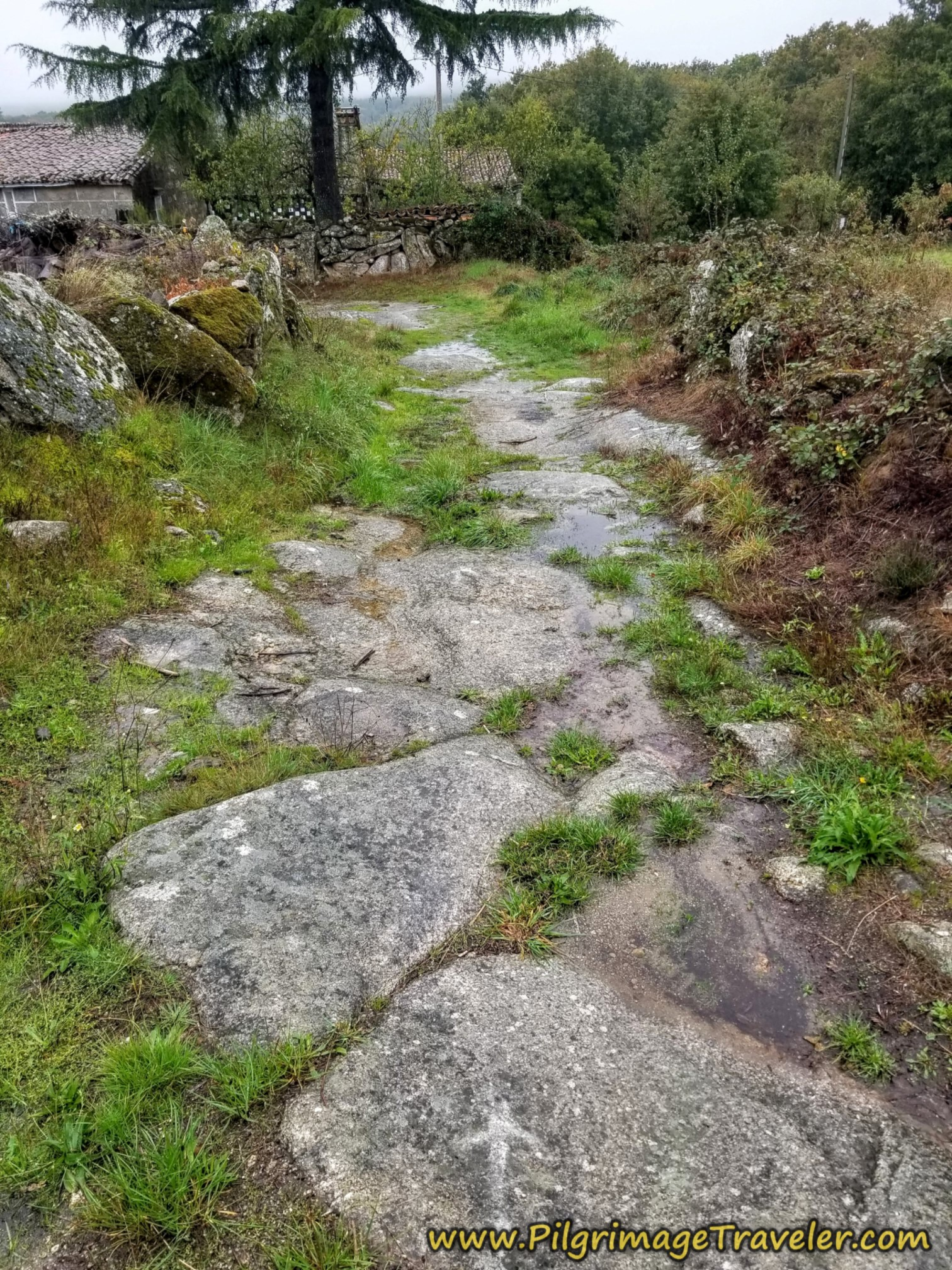 The Ancient Way to Cima de Vila