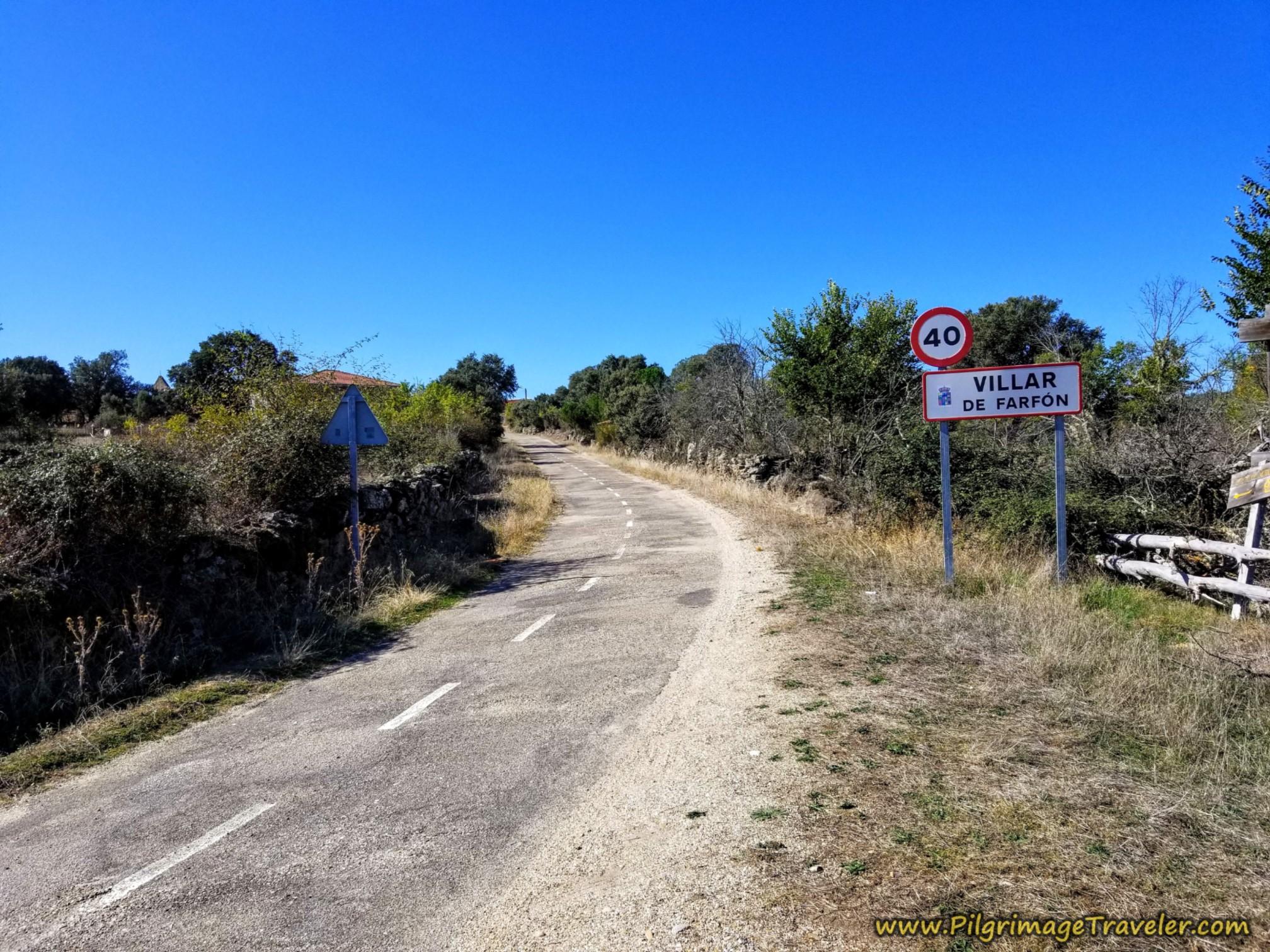 Welcome to Villar de Farfón