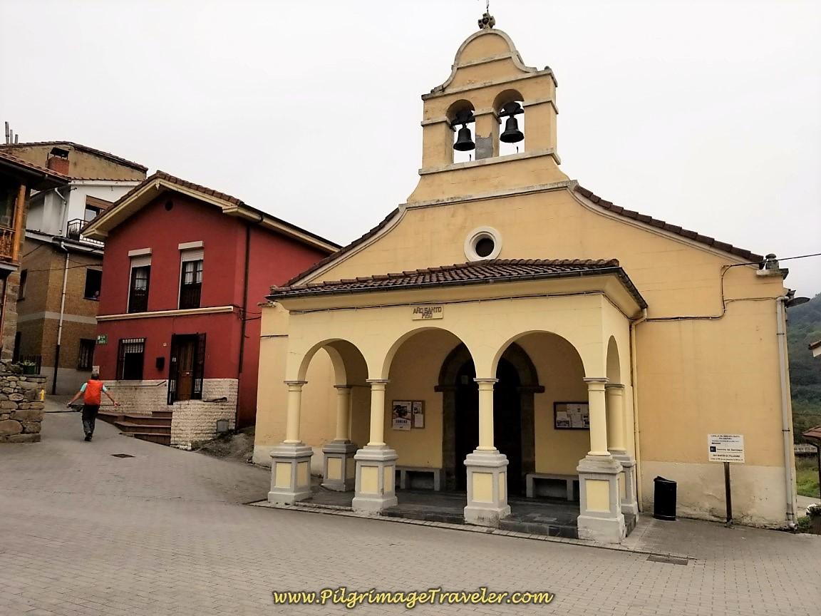 Iglesia de Villallana