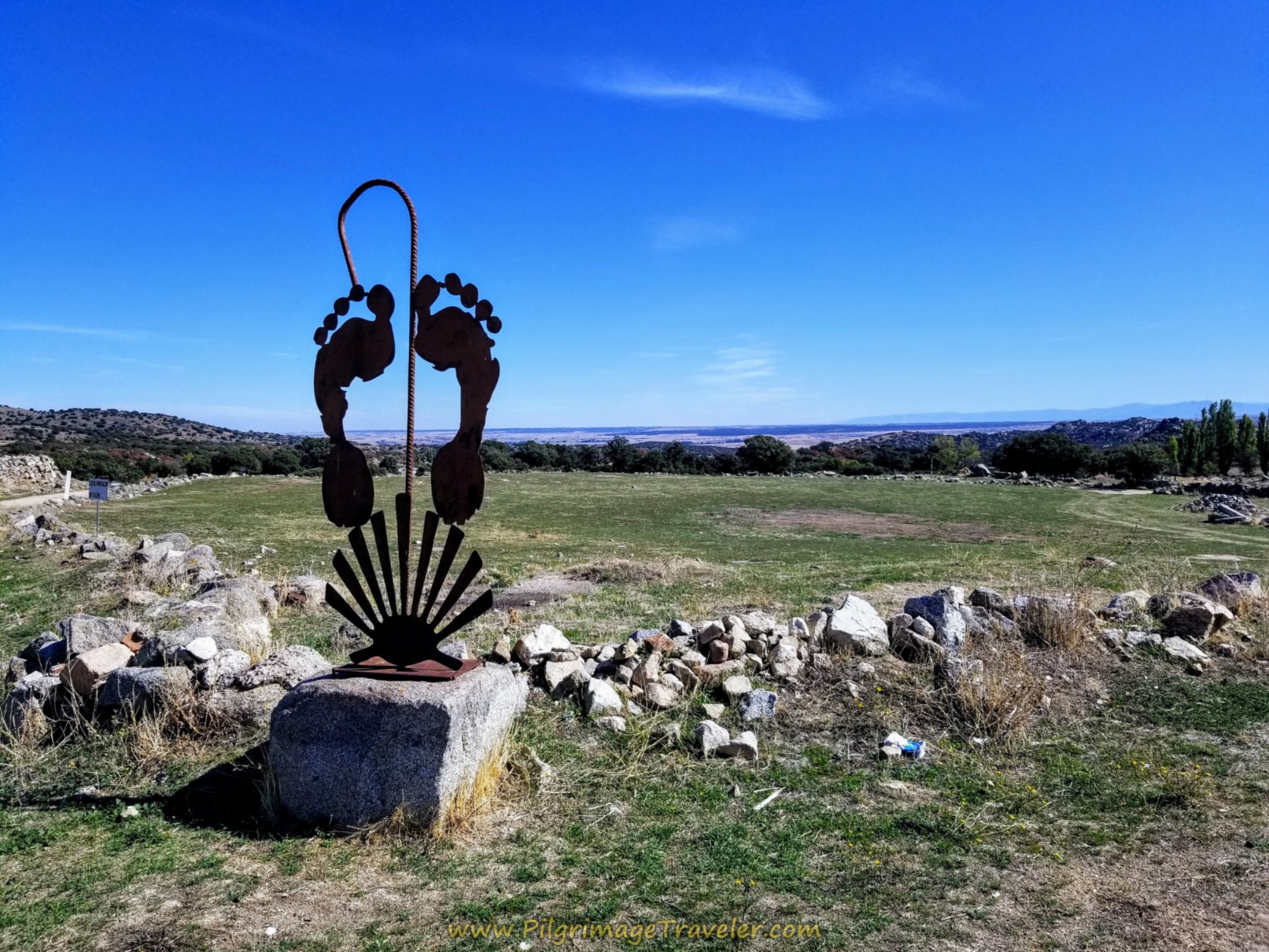 Sculpture Leaving Cardeñosa