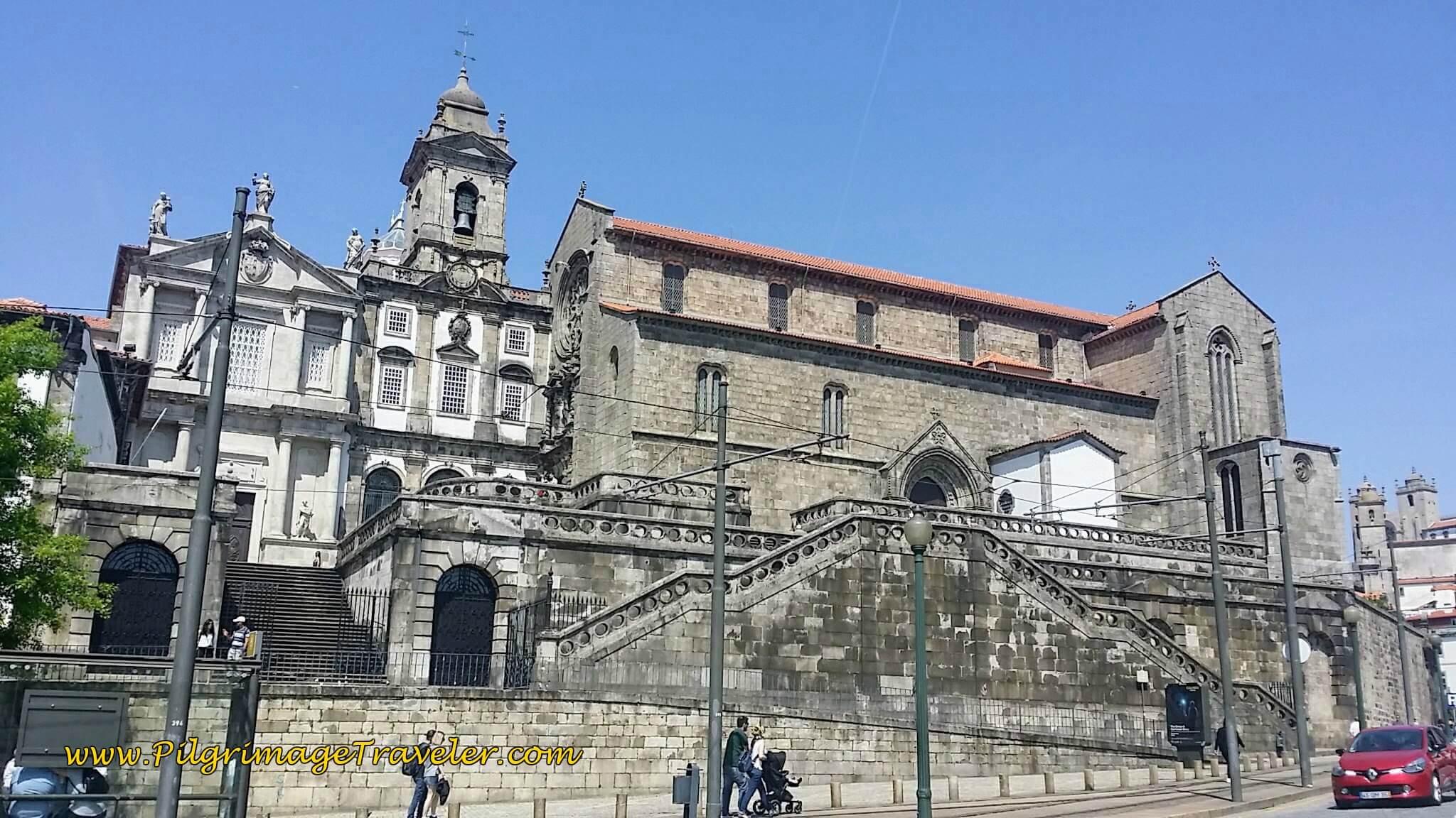 Igreja Monumento de São Francisco in Porto, Portugal