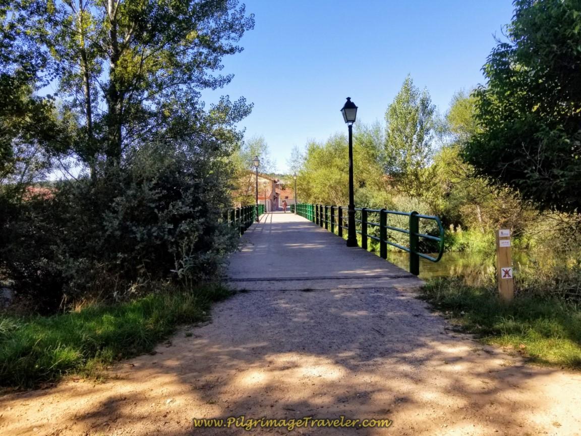 Bridge to La Seca