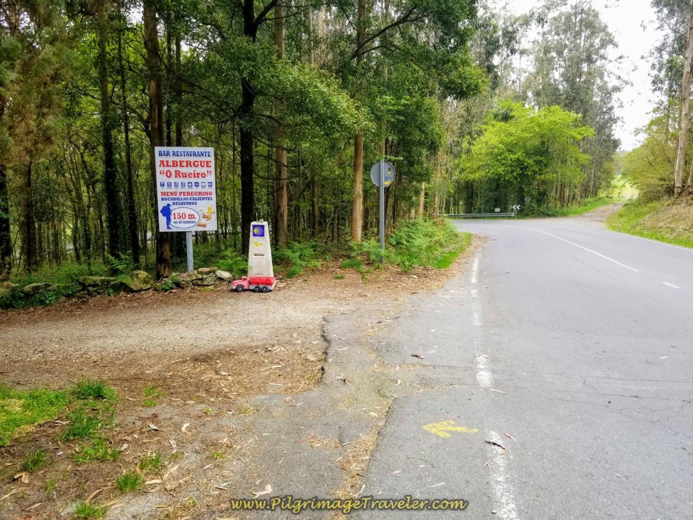 Turn Left Toward Vilaserío