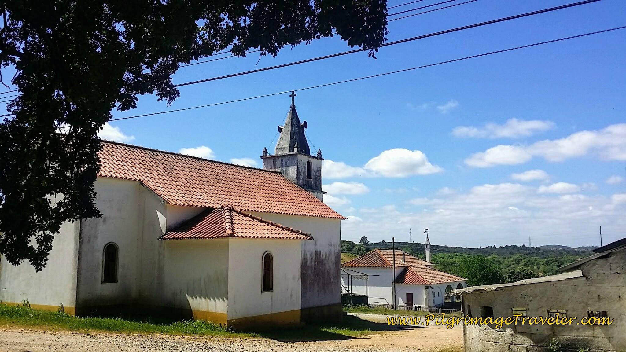 Igreja de Pereiro, Portugal