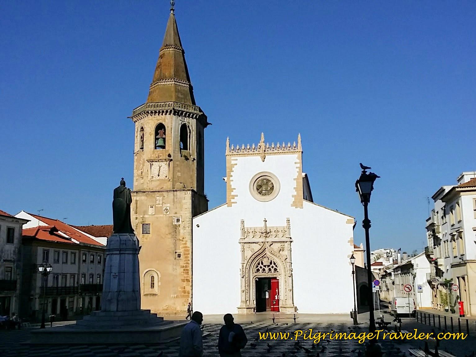 Igreja de São João Baptista, Tomar, Portugal