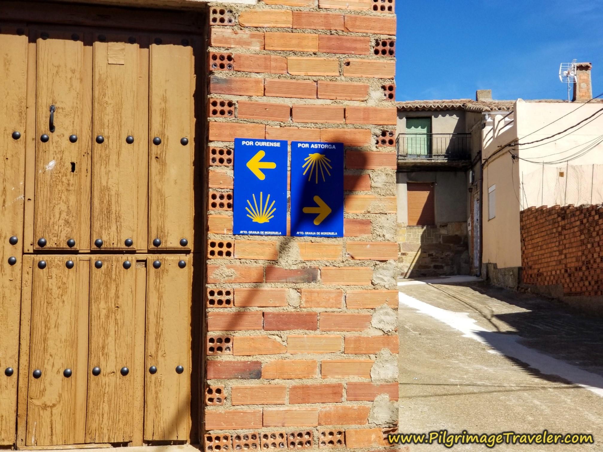 Second Notice of Bifurcation in Caminos