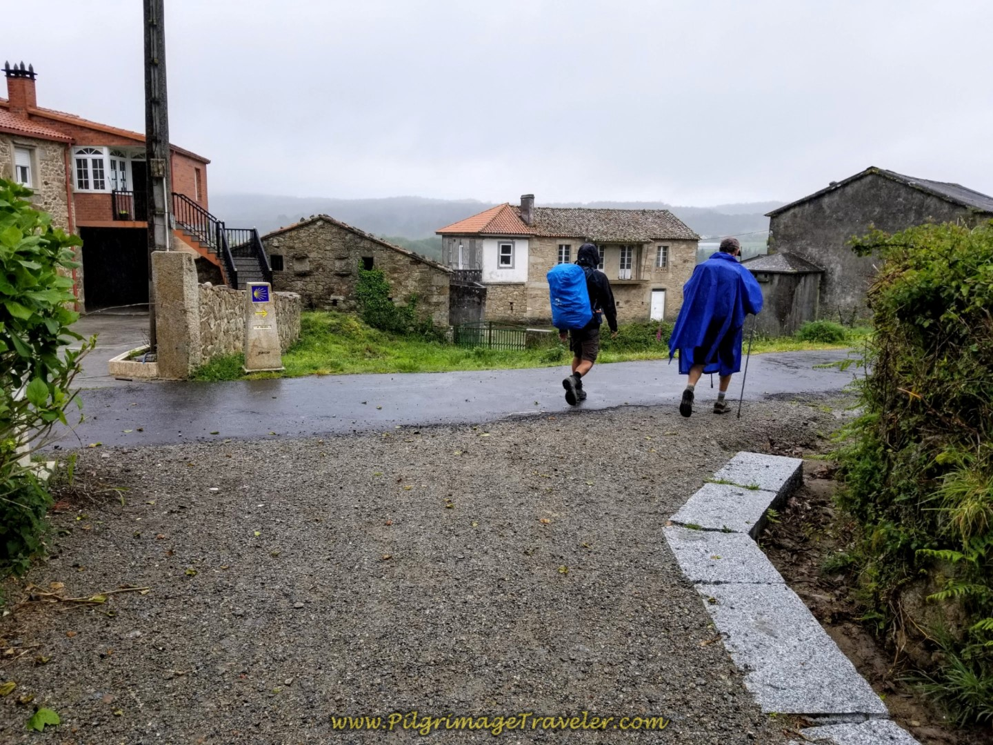Walking Through Guisamonde
