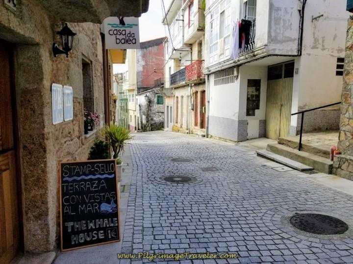 Inviting Casa da Balea in Corcubión