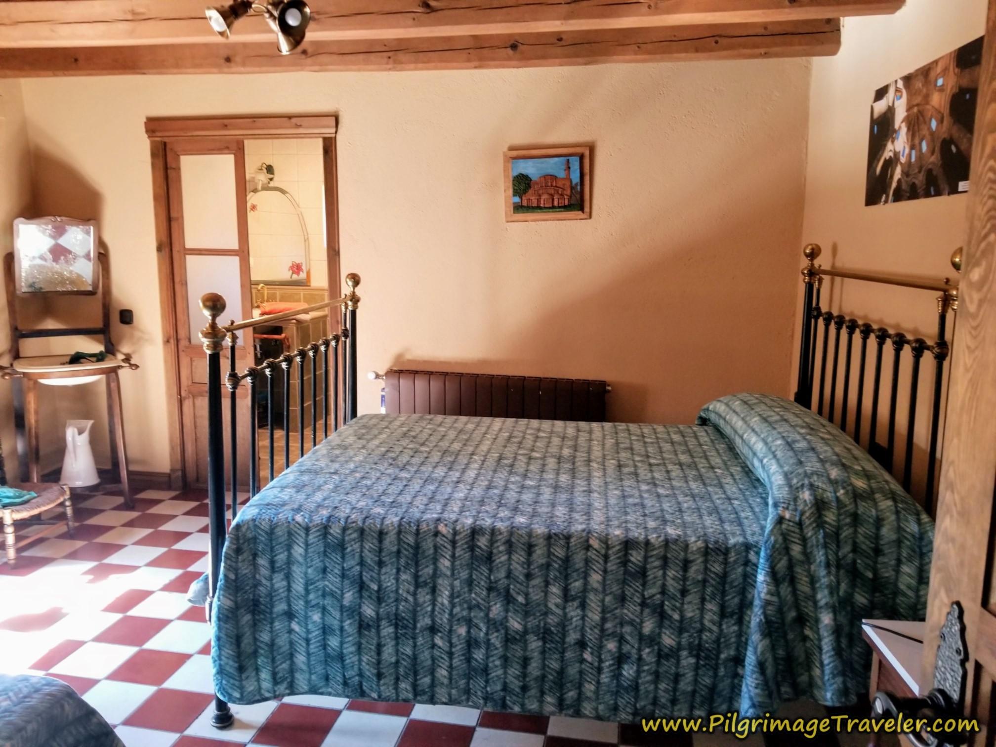 La Casa del Tío Quico Bedroom