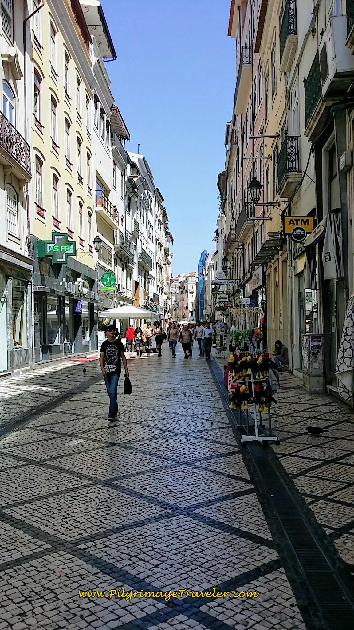 Rua Ferreira Borges, Coimbra