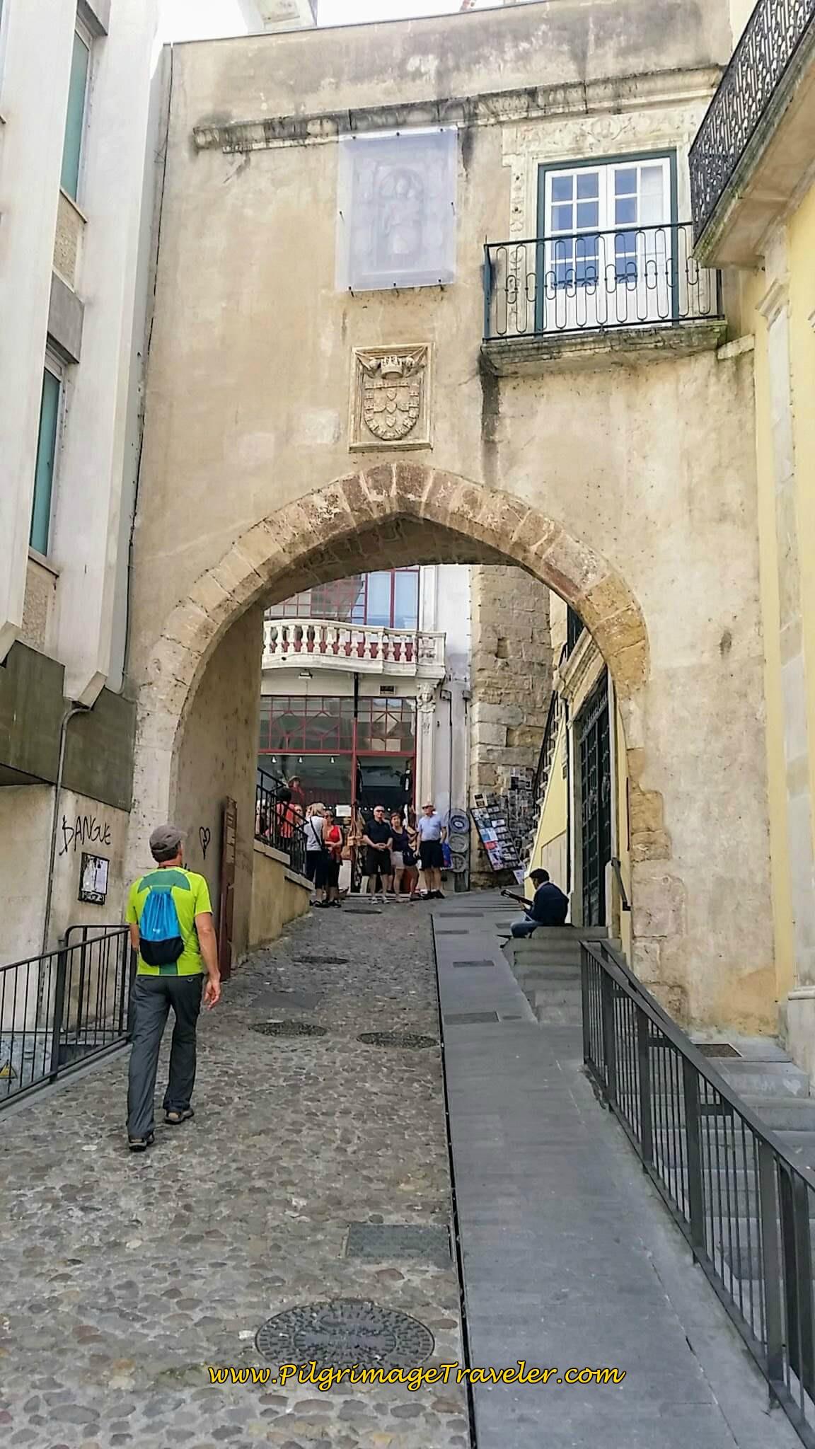 Torre da Almedina, Coimbra, Portugal