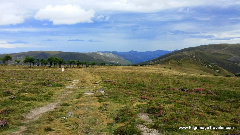 The Way to Alto de la Marta
