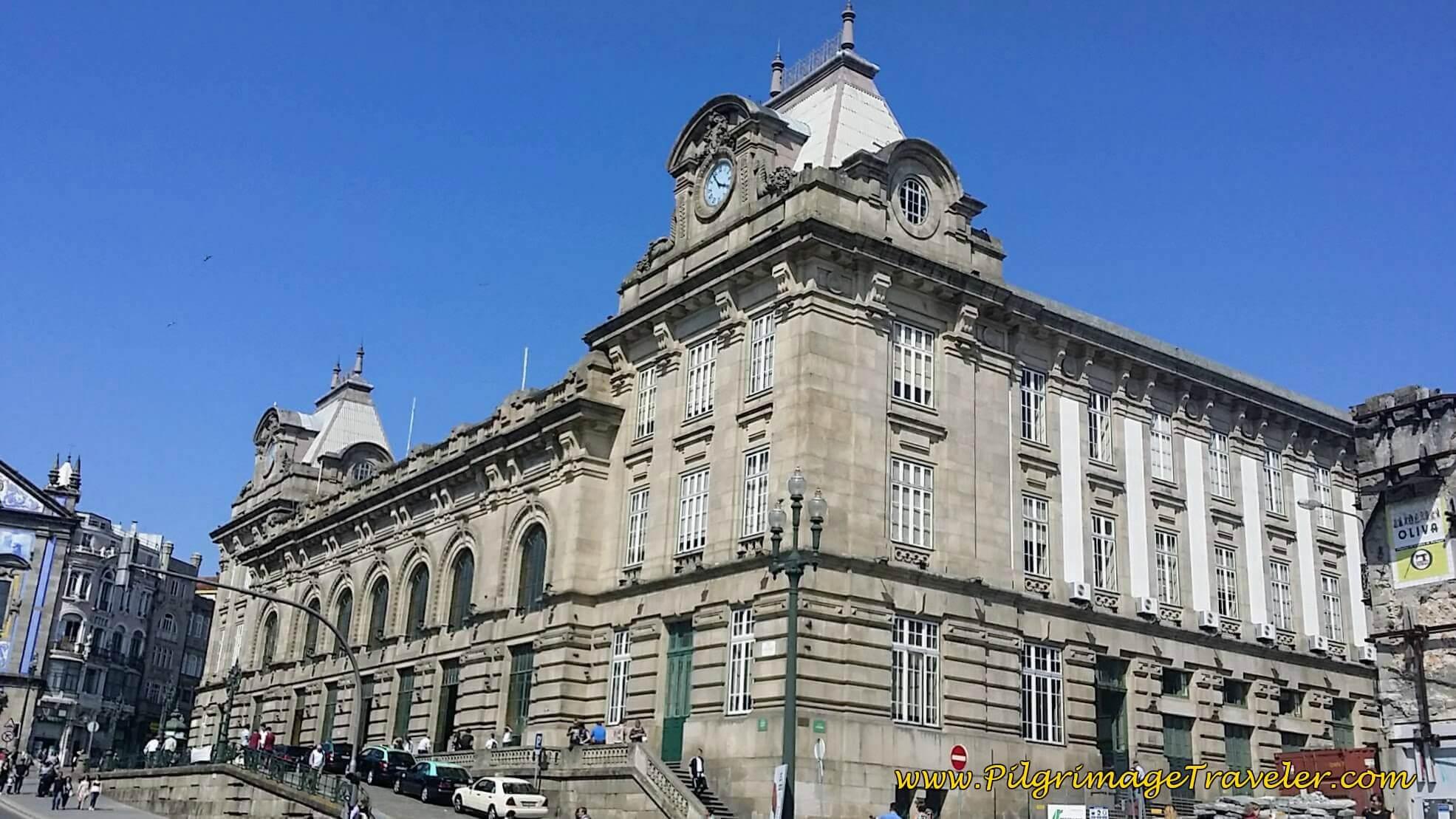 Estação São Bento in Porto, Portugal