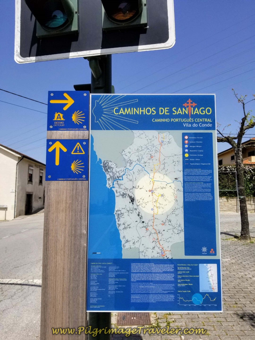 Decision Point in Gião