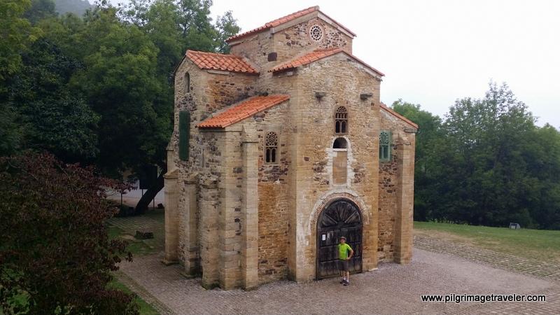 Iglesia de San Miguel de Lillo, Oviedo, Spain