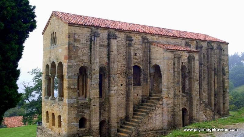 Santa María del Naranco Church, Oviedo, Spain