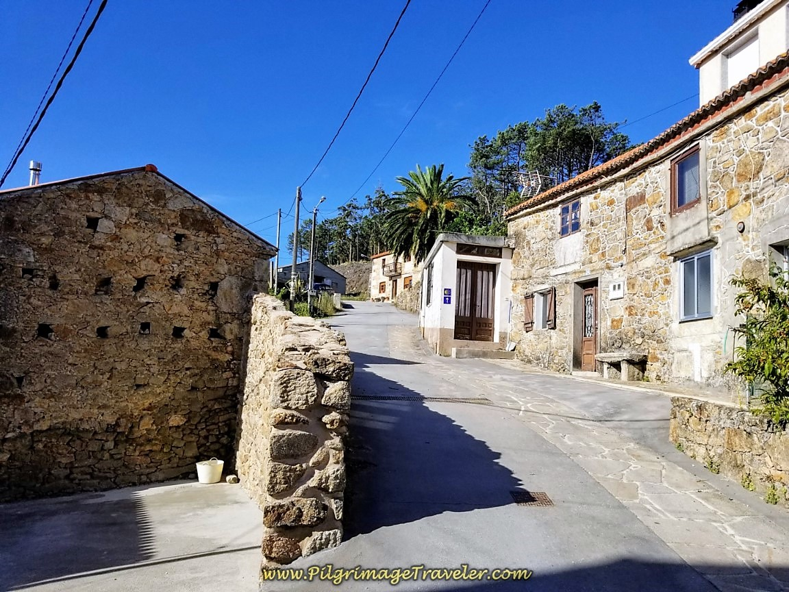 Walking Through Vilar de Sobremonte
