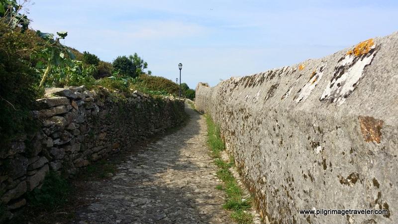 Peninsula Path in Muxía, Spain, to Land's End