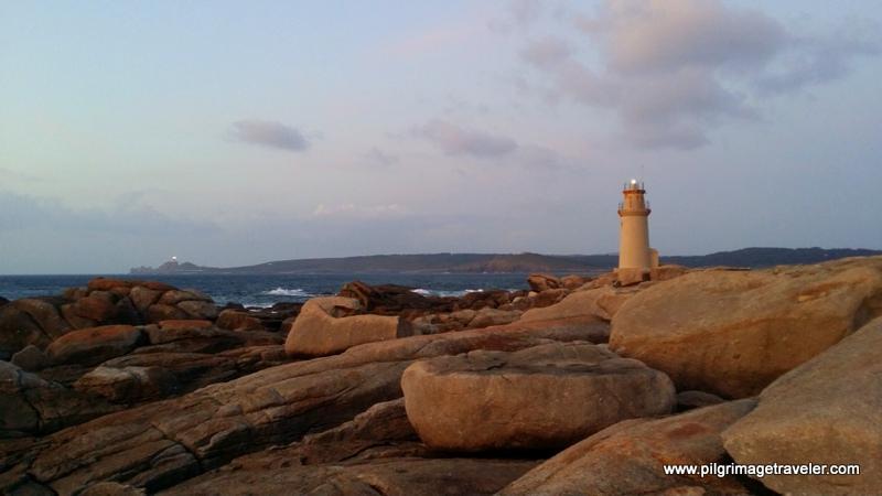 Double Lighthouses at Land's End, Muxía, Spain