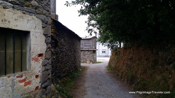 Horreo In Bacurín, Spain