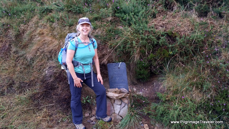 That's Me, Elle at the Galicia/Asturias Border