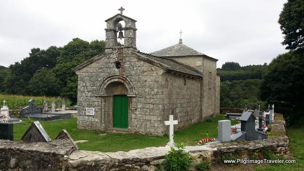 Iglesia de San Román de Retorta - Choice of Routes on the Camino Primitivo