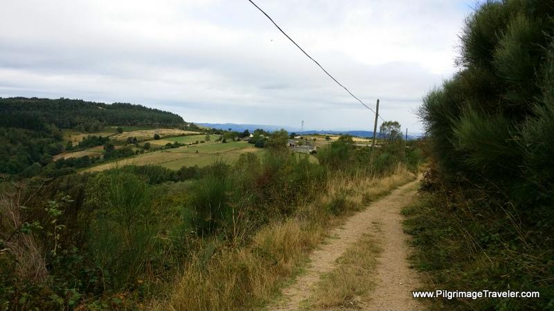 The Path Between Cabreira and Fonfría, Asturias, Spain