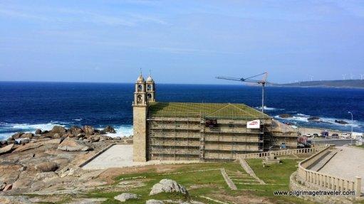 Nosa Señora da Barca (Our Lady of the Boat) Church, Muxía, Spain
