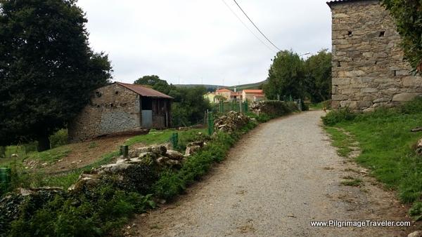 Turn in Ribadal, Spain