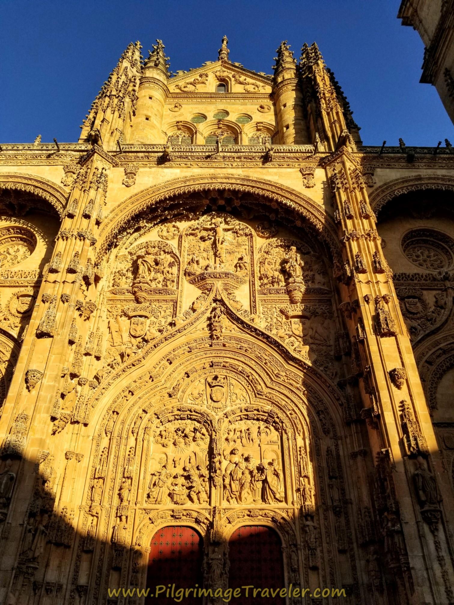 Catedral de Salamanca, West Door