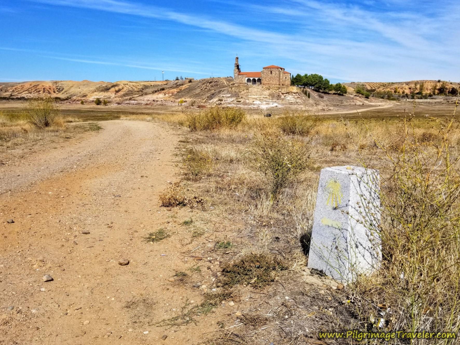 The Shortcut Across Dry Reservoir