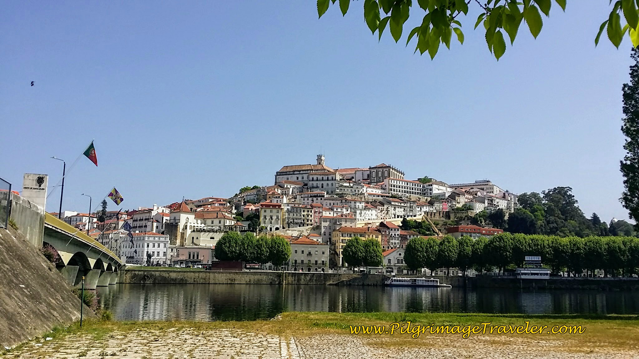 The Historic University Town of Coimbra, Portugal