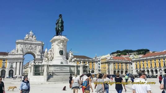 The Fabulous City of Lisbon, and the Praça do Comercio