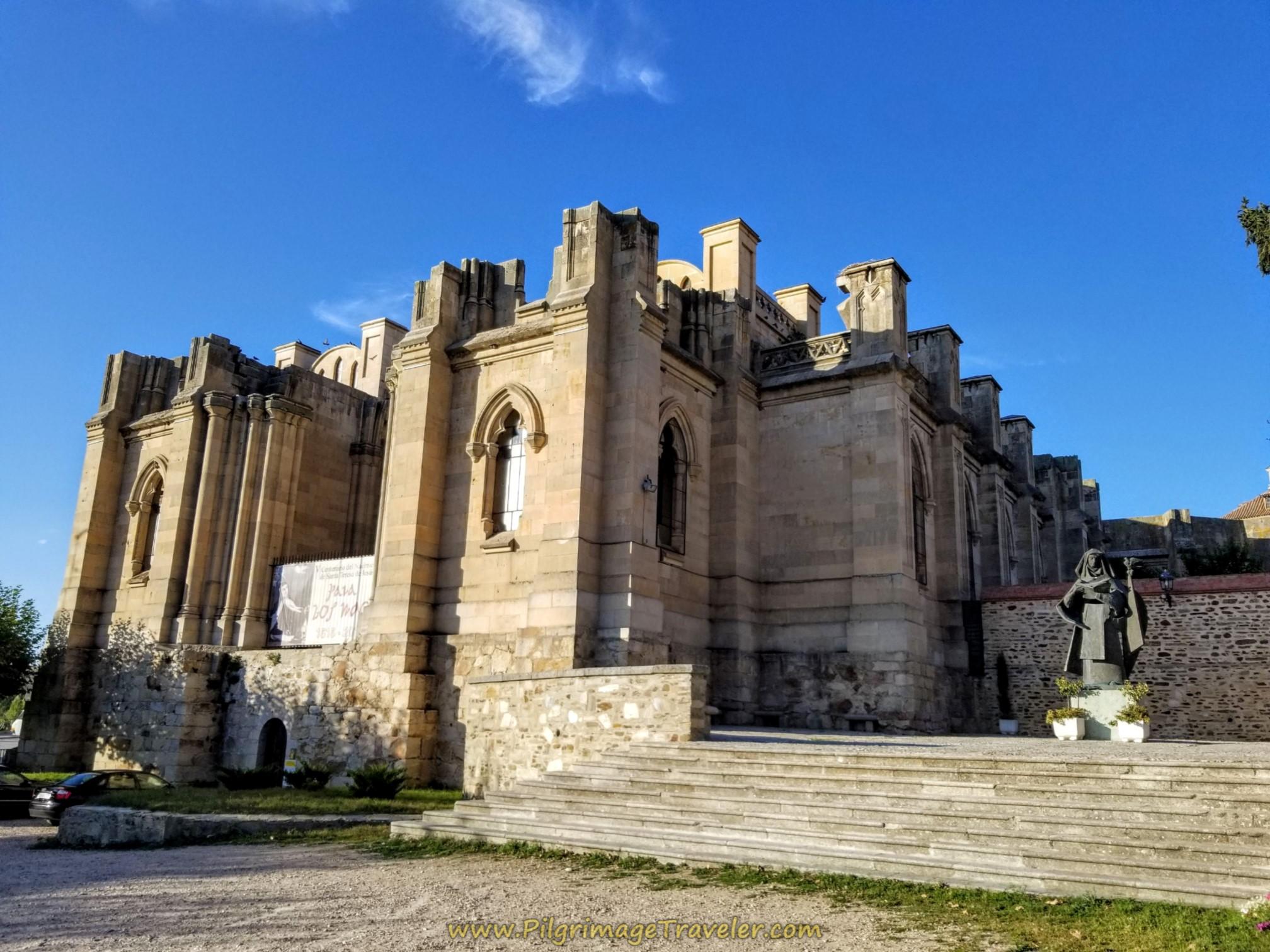 Basilica de Santa Teresa, Alba de Tormes