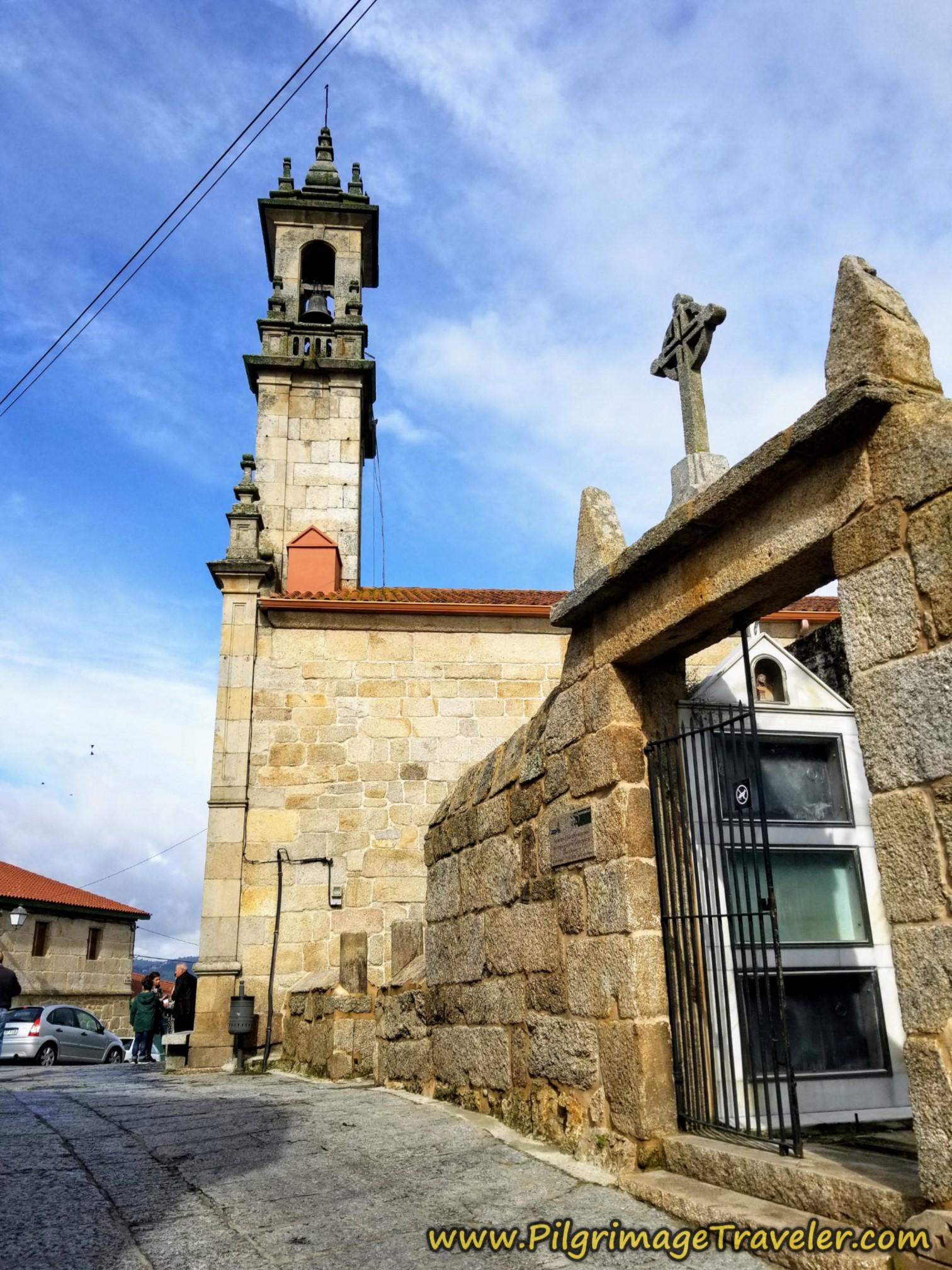 Parroquia de San Breixo de Seixalbo