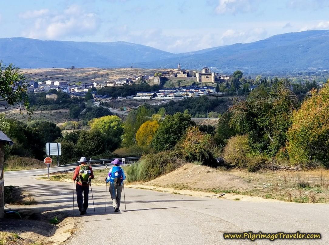 Puebla de Sanabria Down the Hill