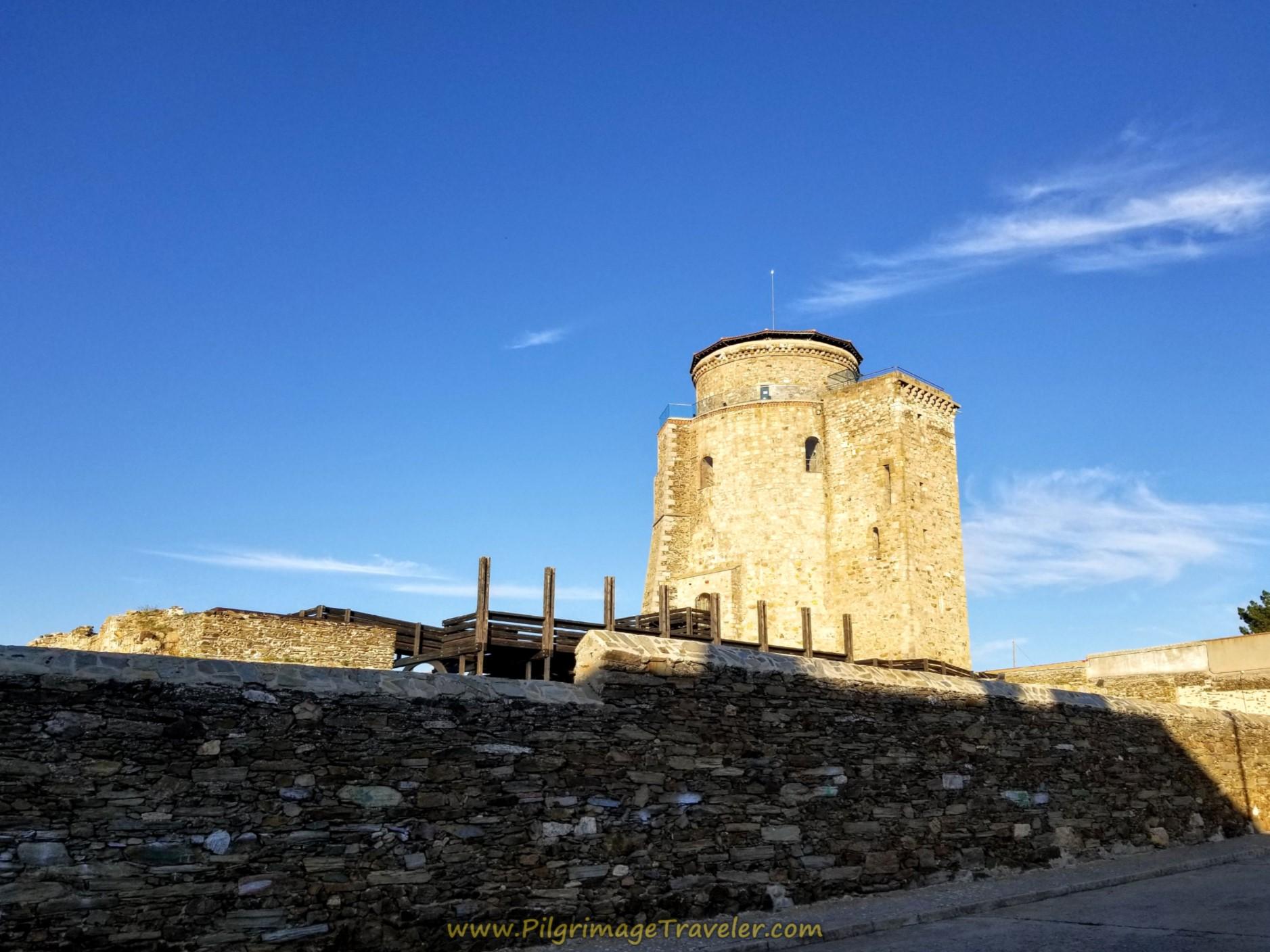 Castillo-Palacio de los Duques de Alba, Alba de Tormes