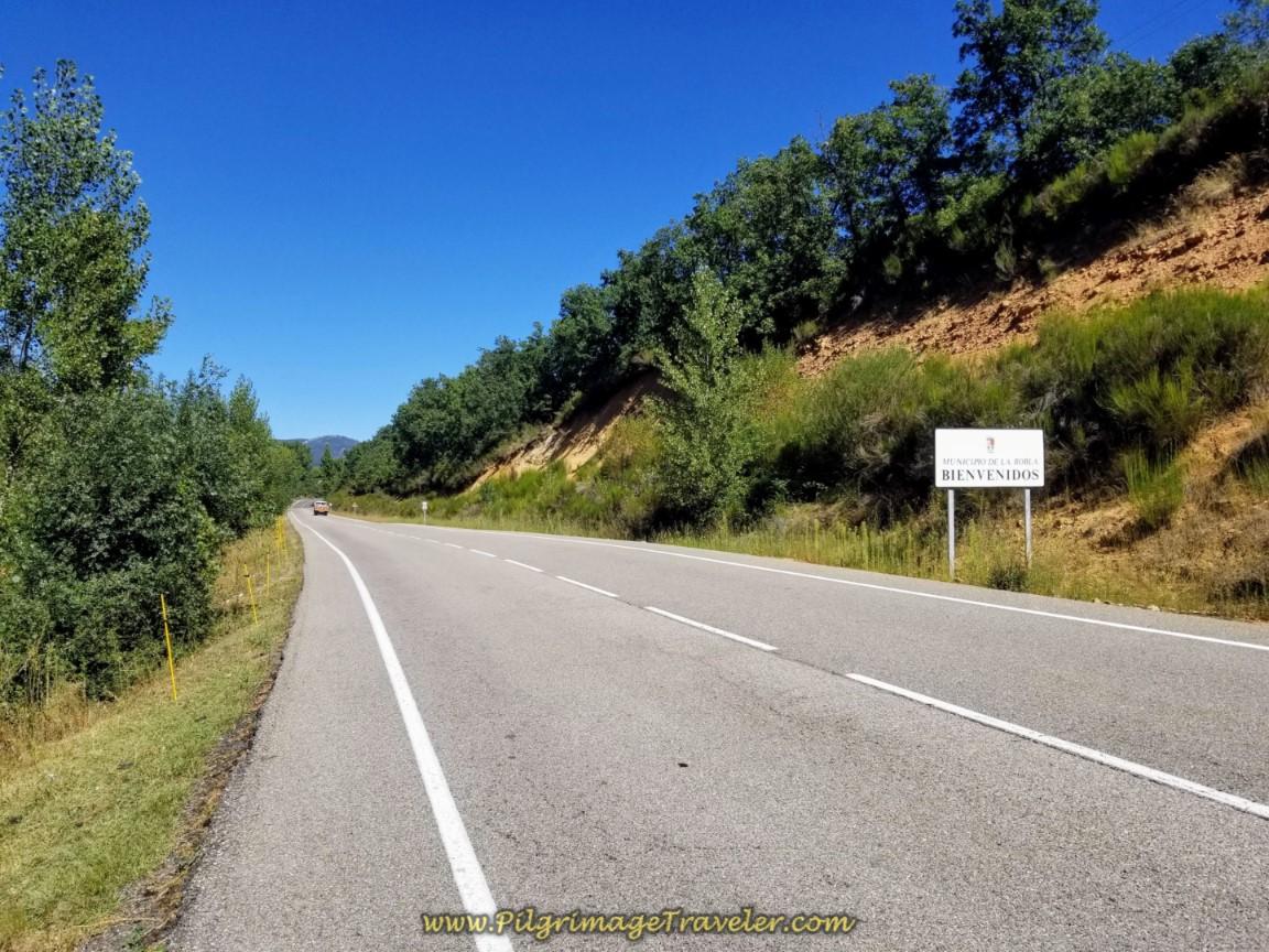 Road to La Robla