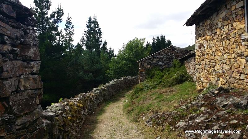 Path Through Montefurado