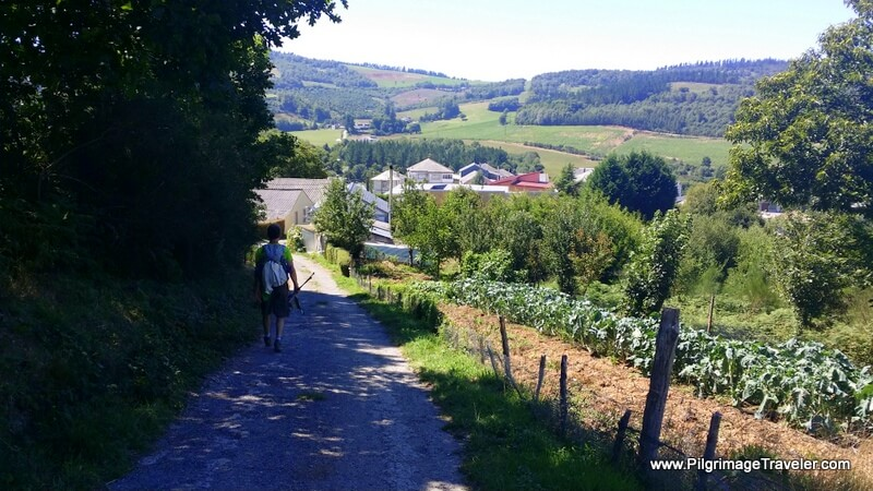 Closer Now to O Cadavo, Day Eight, Camino Primitivo