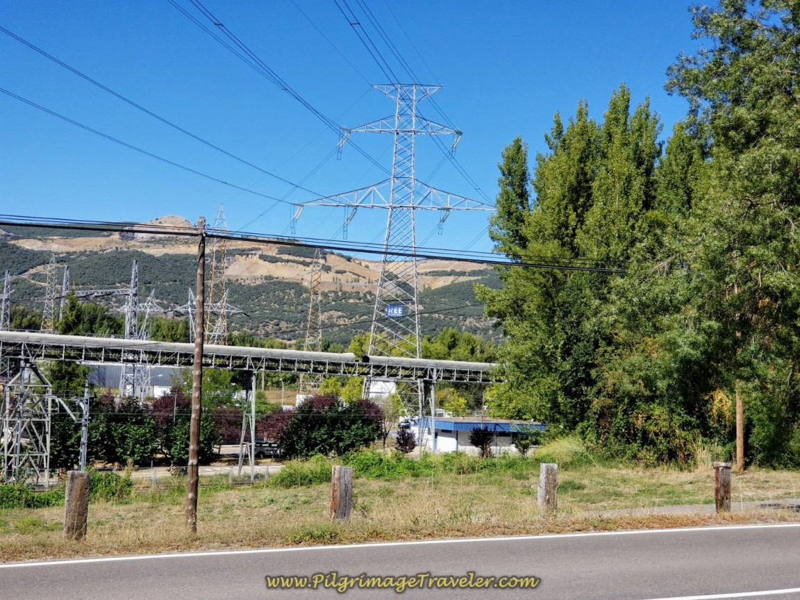 Pass by Power Plant Grid