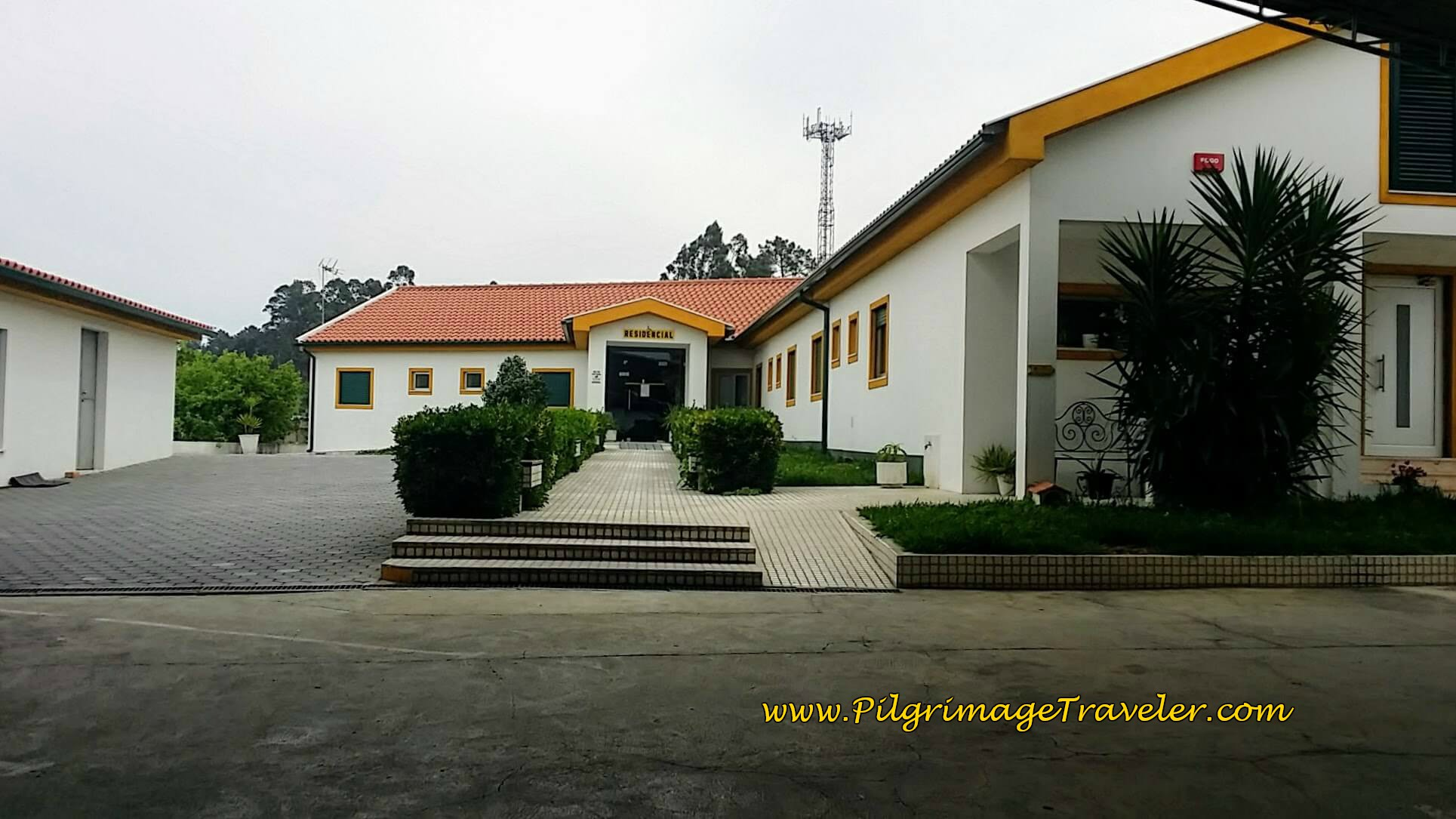 Residencial Hilario, Mealhada, Portugal