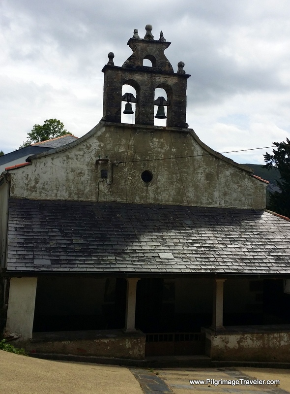 Iglesia de Santa María de Lago