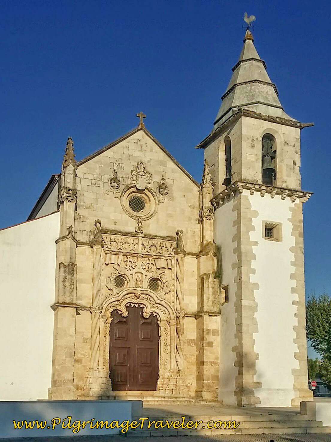 The Igreja Matriz do Golegã